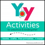 Letter Y Activities the measured mom1 150x150 How to teach the alphabet to preschoolers