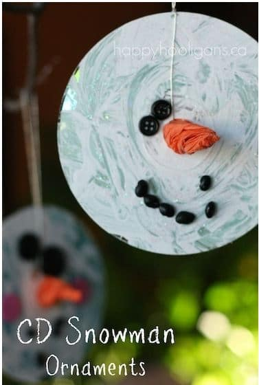 Check out this round up of fun Christmas crafts for first, second, and third graders!