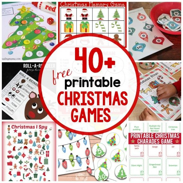 http://www.themeasuredmom.com/free-printable-christmas-games-kids/
