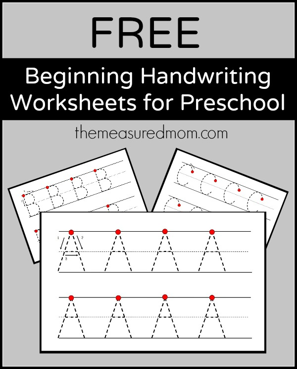Customize writing worksheets