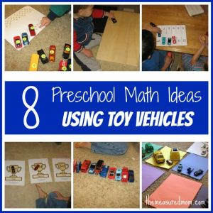 math toy vehicles