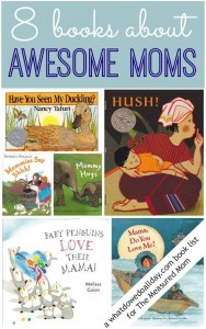 books about moms
