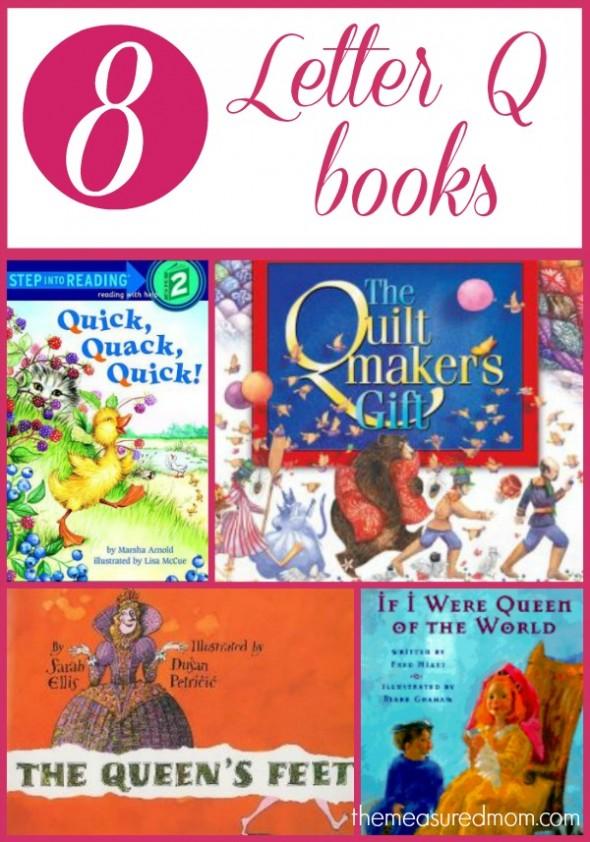 letter q book list