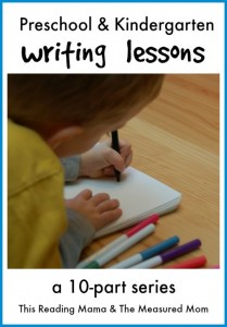 writing series 4 590x8431 209x300 How to help young children be confident writers