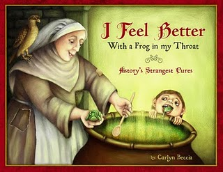 i feel better Fun books about history for kids