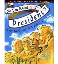so you want to be president Fun books about history for kids