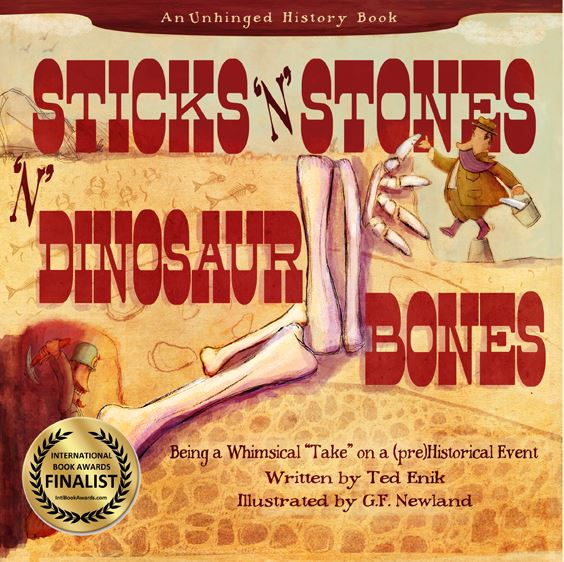 sticks n stones Fun books about history for kids