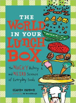world in your lunch box Fun books about history for kids