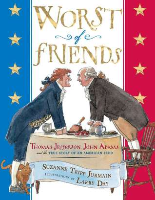 worst of friends Fun books about history for kids