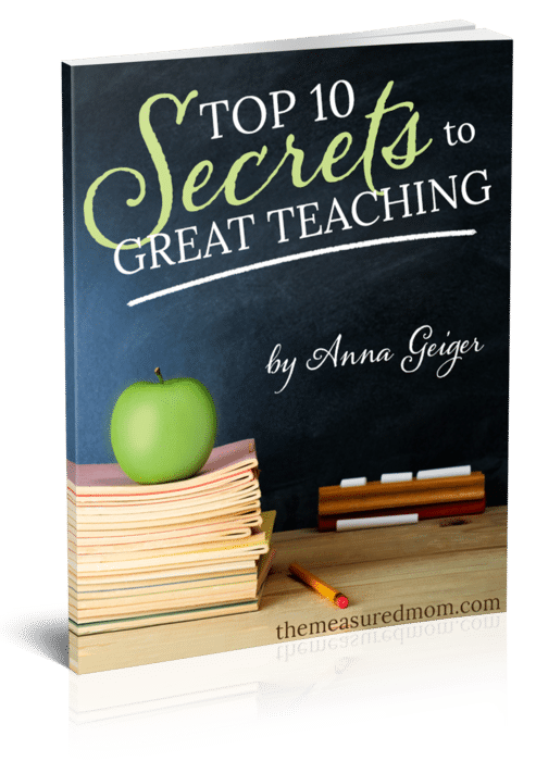 top 10 secrets to great teaching as book