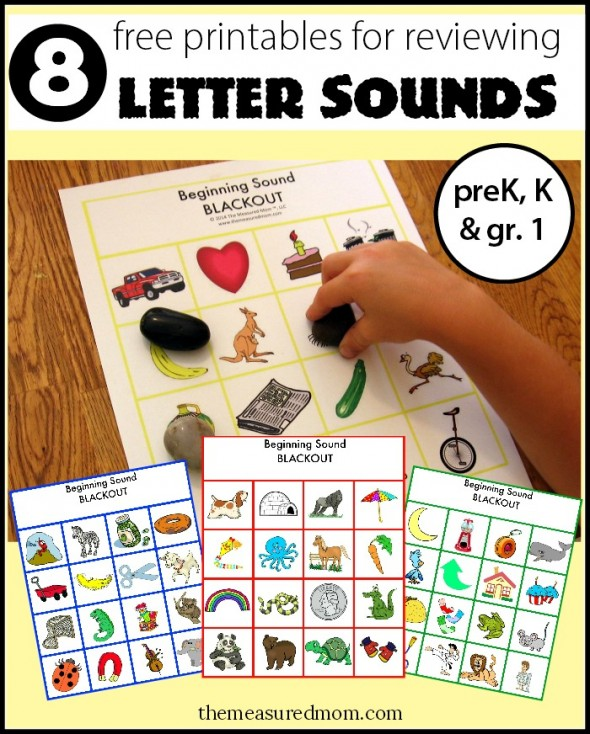 Recently i saw a great idea for learning letter sounds at stay at home
