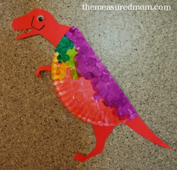 This Post Shares Eight Fun Letter D Crafts And Art Ideas For Preschoolers