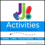Letter J Activities the measured mom 150x150 How to teach the alphabet to preschoolers