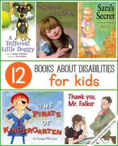 books about disabilities for kids