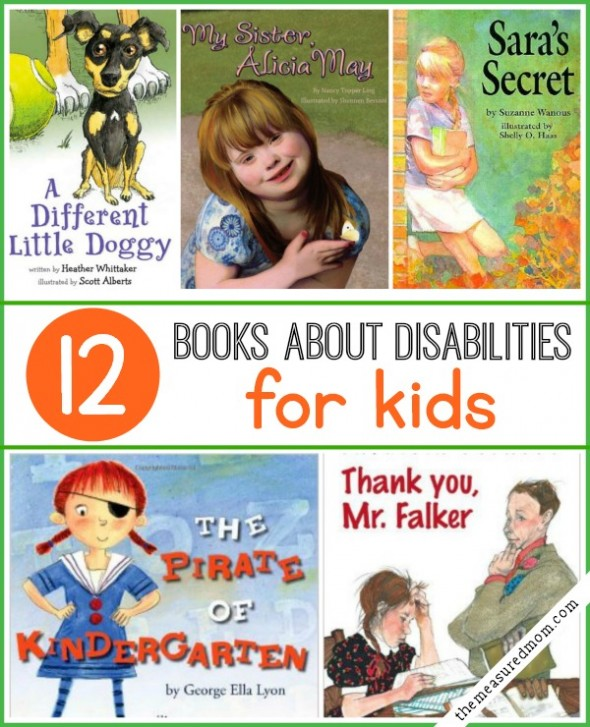 books about disabilities for kids 590x727 Childrens Books about Disabilities