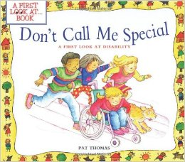 Read about twelve children's books about disabilities - great for starting important conversations!