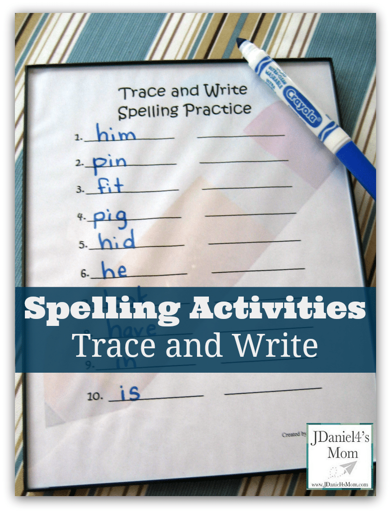 trace and write