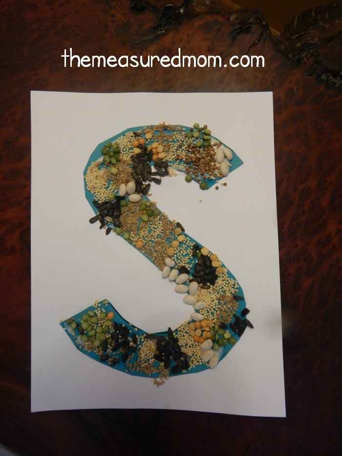Crafts On Letter A