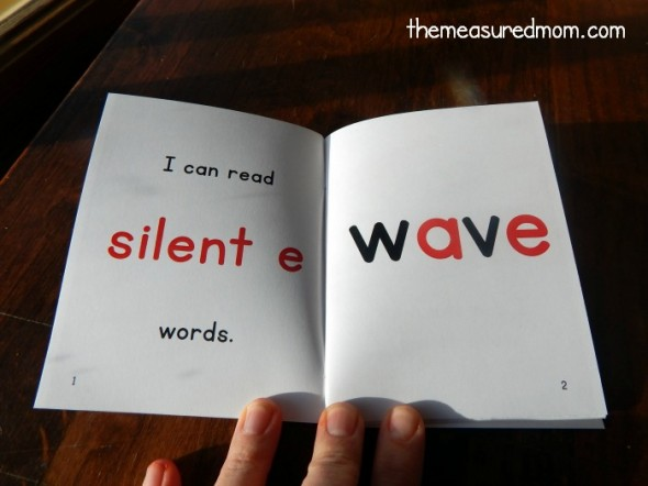 These silent e books are a lot more fun than silent e worksheets. Best of all, they're free!