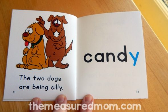 Looking for free phonics books to print? Here's set 22 in our giant collection!