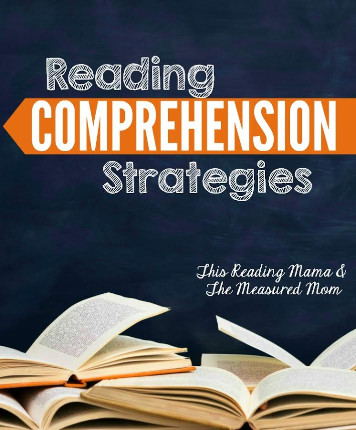 Reading Comprehension Strategies Series - The Measured Mom