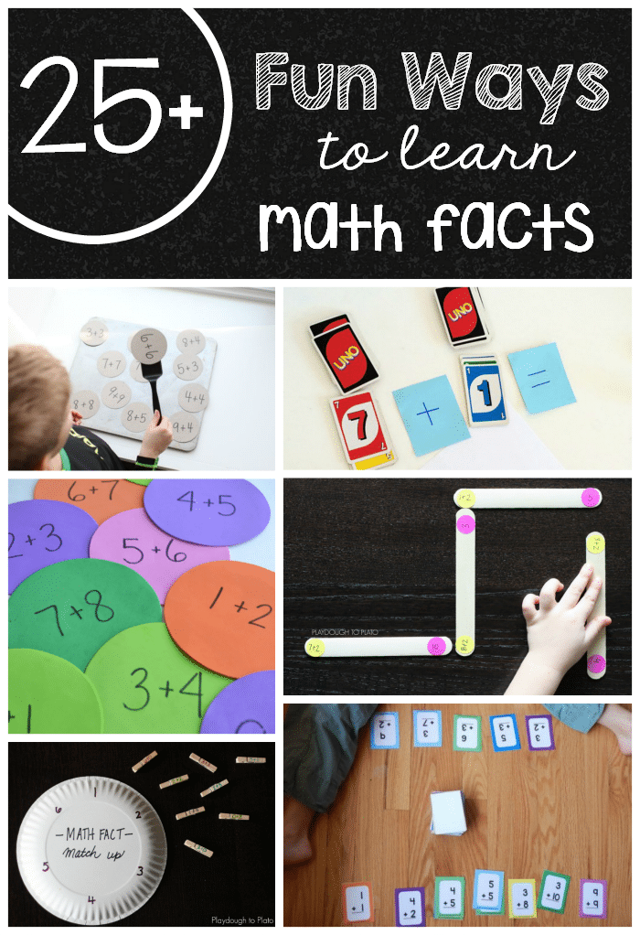 25 Fun And Easy Diy Pom Pom Crafts To Make: 25+ Fun Ways To Learn Math Facts