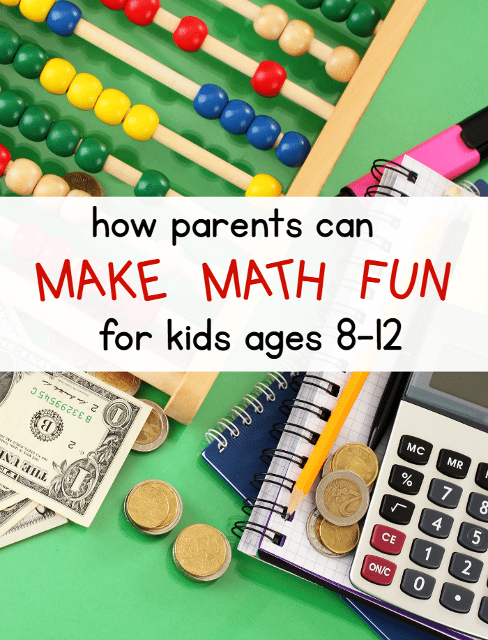 Make math fun with these math activities for third grade and up!