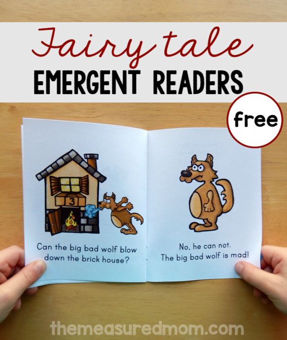 Free fairy tale books for kids - The Measured Mom