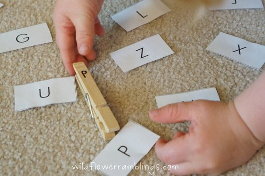 letter recognition activities for toddlers 10 letter recognition activities the measured 21945