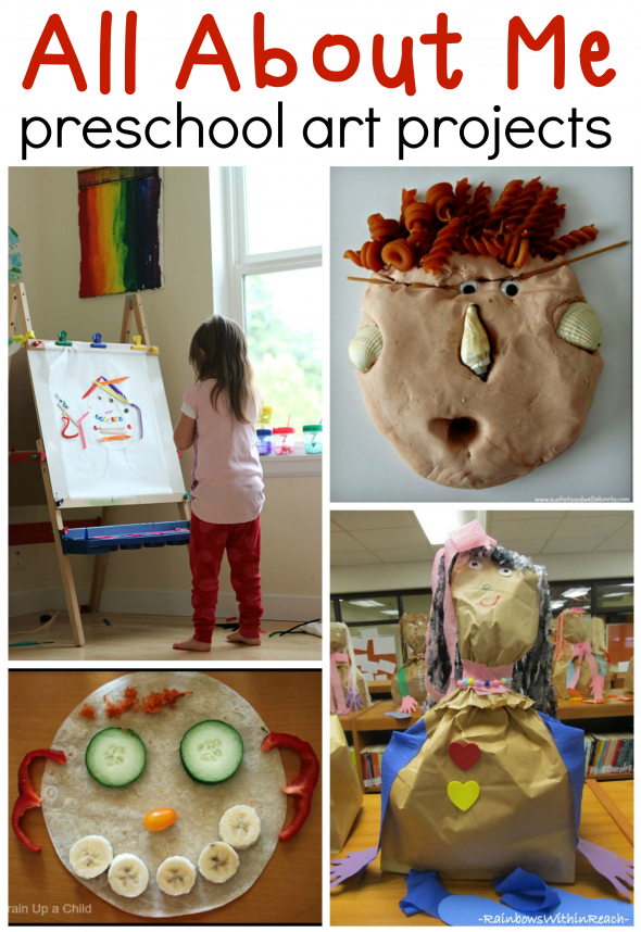 All about me preschool art ideas the measured mom for Arts and craft websites