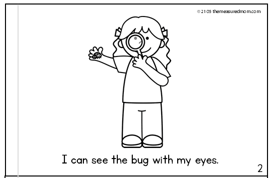 sensory coloring pages - photo#24