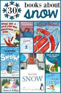 Our favorite snow books