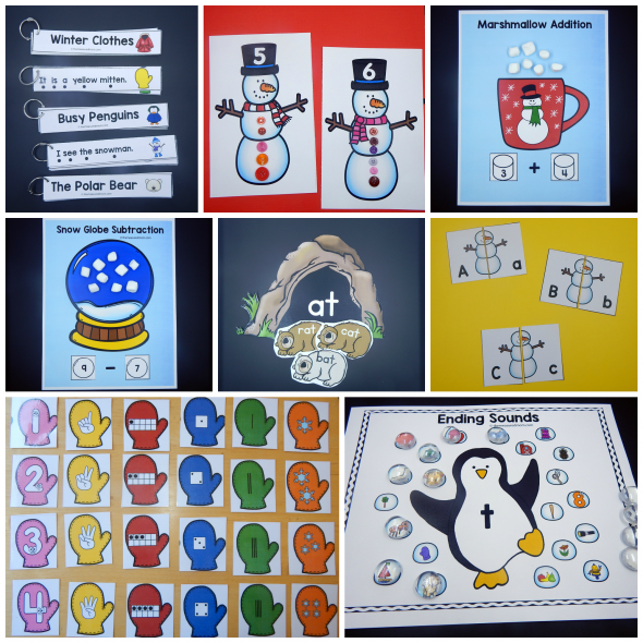 hands on activities collage
