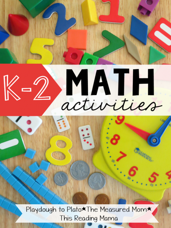 K-2 Math Activities