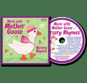 nursery rhyme cd