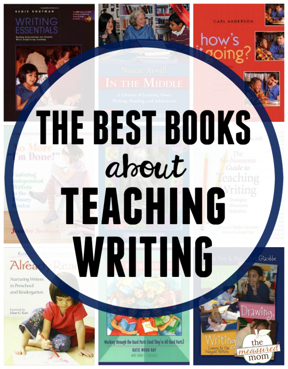 BEST BOOKS ABOUT TEACHING WRITING3