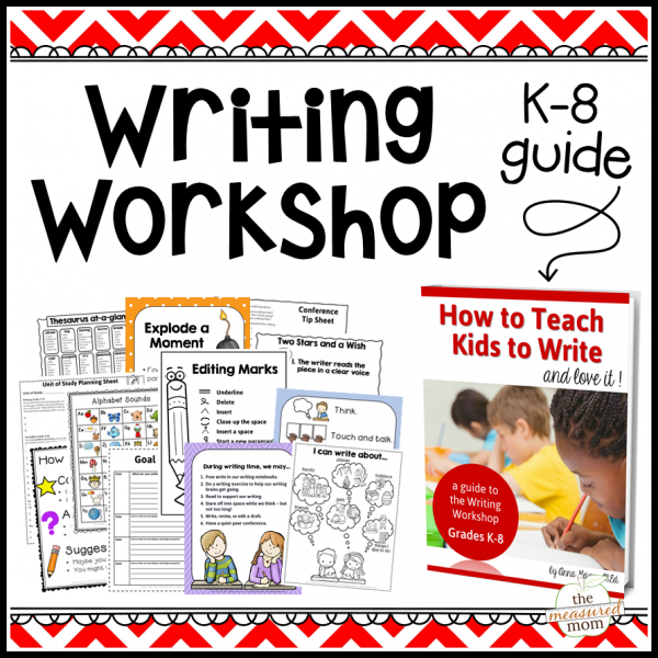 WRITING WORKSHOP GUIDE FINAL