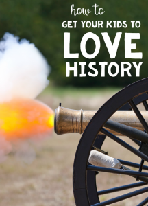 Teach history with these amazing audio adventures for ages 6-16!