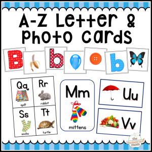 a-z-letters-and-photo-cards-pack-for-tpt