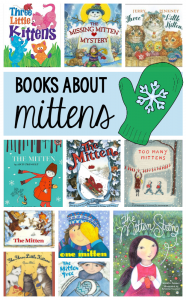 Your preschooler will love these books about mittens!