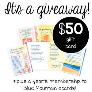 It's a giveaway!