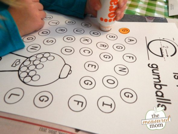 These letter G activities for two year olds are great for toddlers learning the alphabet!