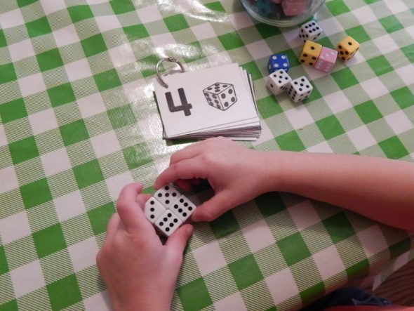 counting dice