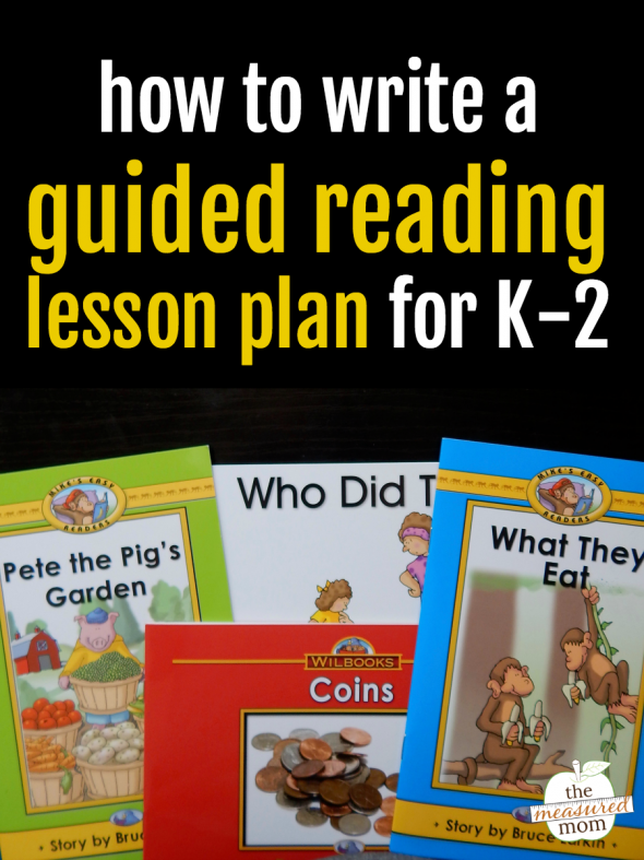 Learn the six steps to planning a guided reading lesson.