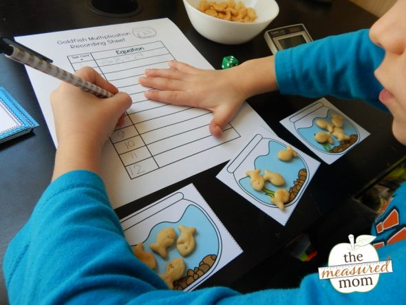 Teach your students the concept of multiplication with this hands-on multiplication activity!