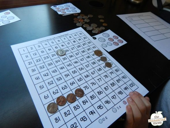 Teach your learners about counting money with this free activity!