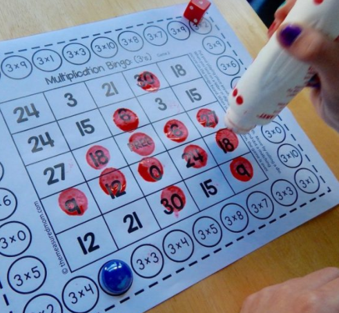 40 Math Games For Math Fact Fluency - The Measured Mom