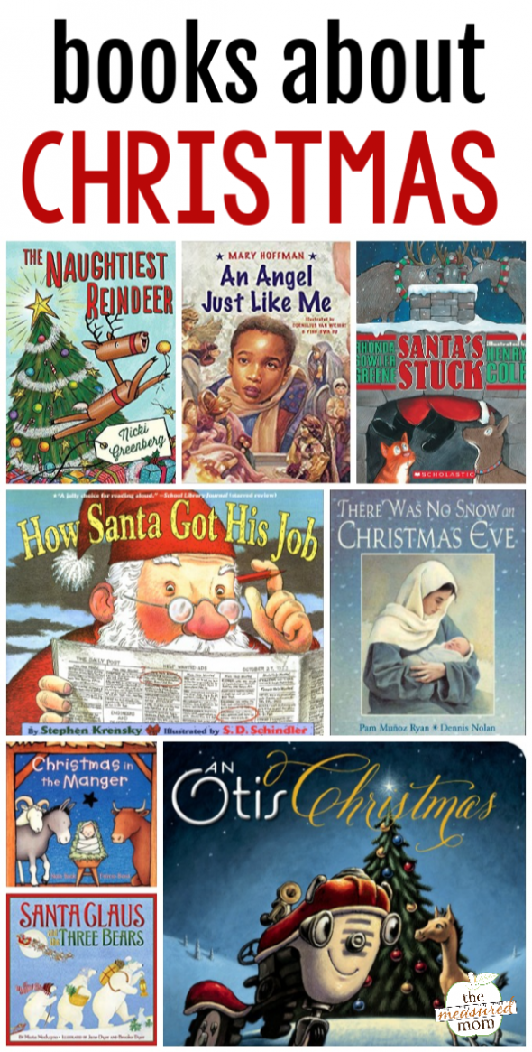 books having to do with christmas